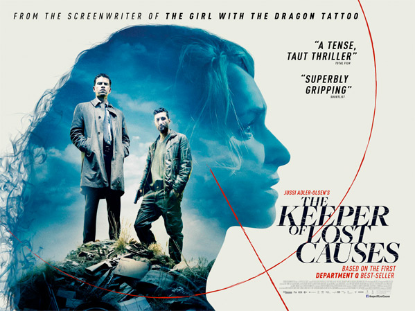 The Keeper of Lost Causes Quad Poster