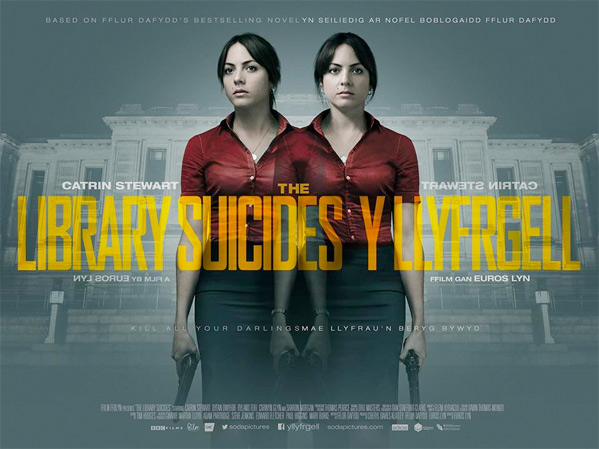The Library Suicides Poster
