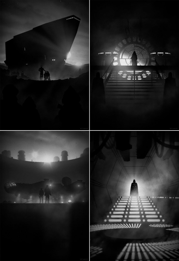 Star Wars Noir - Marko Manev
