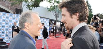 Michael Mann & Christian Bale