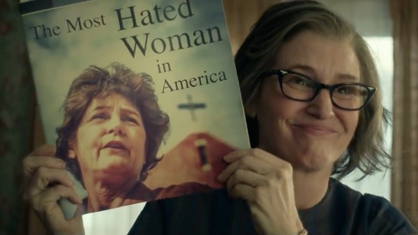 The Most Hated Woman in America Movie