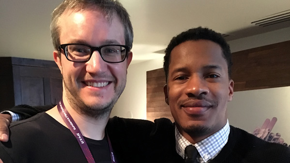 Nate Parker Interview - Sundance 2016