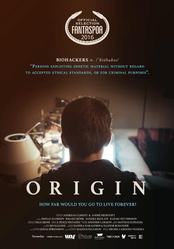 Origin Trailer