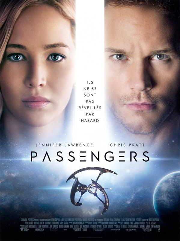 Passengers Sci-Fi Movie