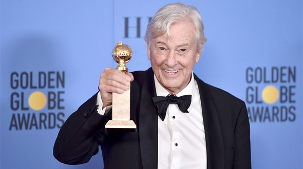Director Paul Verhoeven - Golden Globe Winner