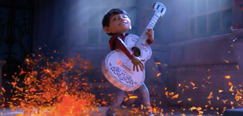 Pixar's Coco Movie Trailer