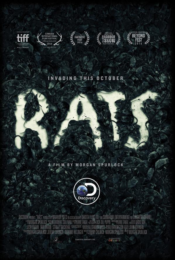 Rats Doc Poster