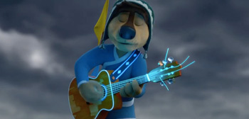 Rock Dog Movie Trailer