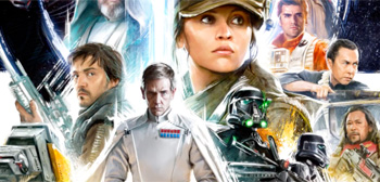 Rogue One Artwork