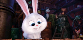 Snowball - The Secret Life of Pets