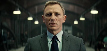 Spectre Movie Trailer
