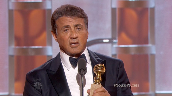 Sylvester Stallone - Creed - Winner