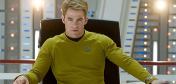 Star Trek - Chris Pine
