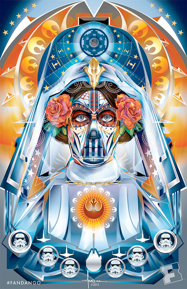 Star Wars - Day of the Dead