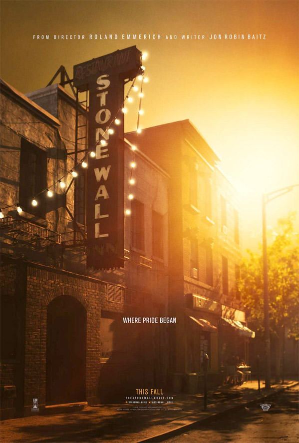 Stonewall Movie Poster