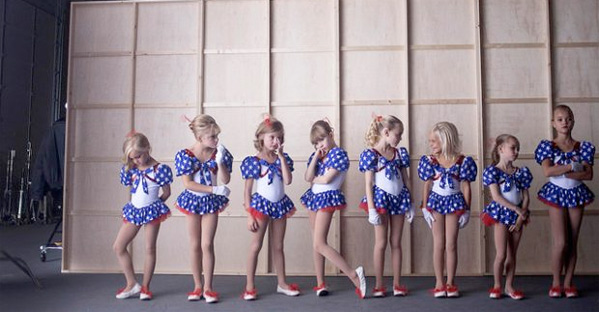 U.S. Documentary Competition - Casting JonBenet
