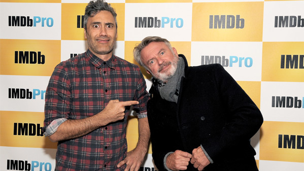 Taika Waititi Interview