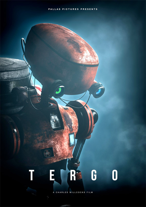 Tergo Short Film Poster