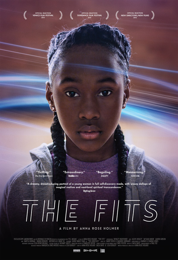 The Fits Movie Poster