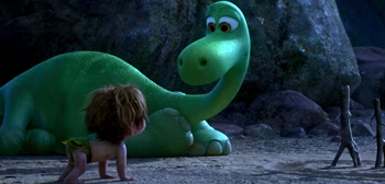 The Good Dinosaur Trailer