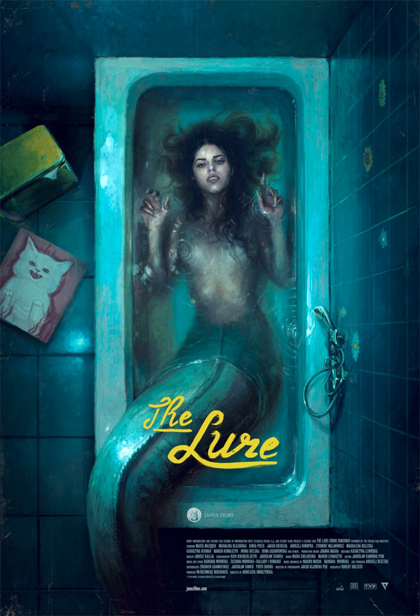 The Lure Movie Poster