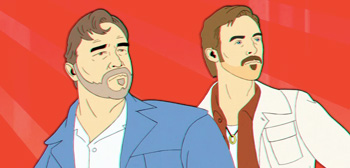 The Nice Guys Animated Short