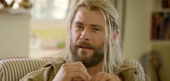 Thor Comic-Con Video