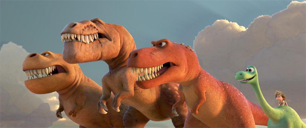 T-Rex - The Good Dinosaur