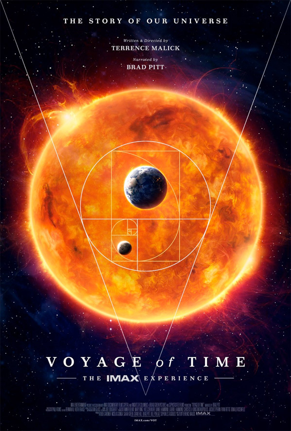 Voyage of Time Poster