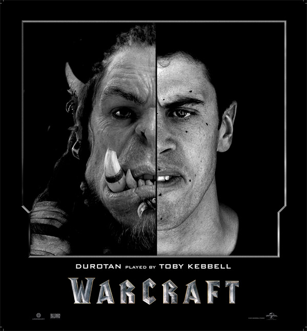 Warcraft - Orc Side-by-Side Comparisons