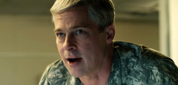 War Machine Brad Pitt Trailer