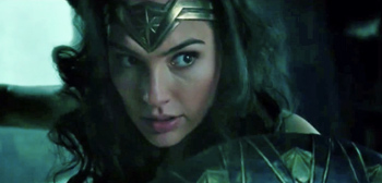 Wonder Woman Footage