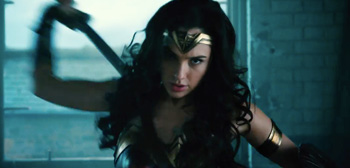 Wonder Woman Teaser Trailer