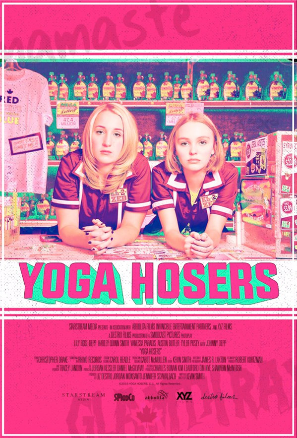 Yoga Hosers Poster