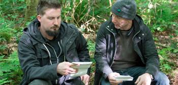 Adam Wingard and Simon Barrett Interview