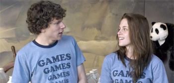 Jesse Eisenberg & Kristen Stewart