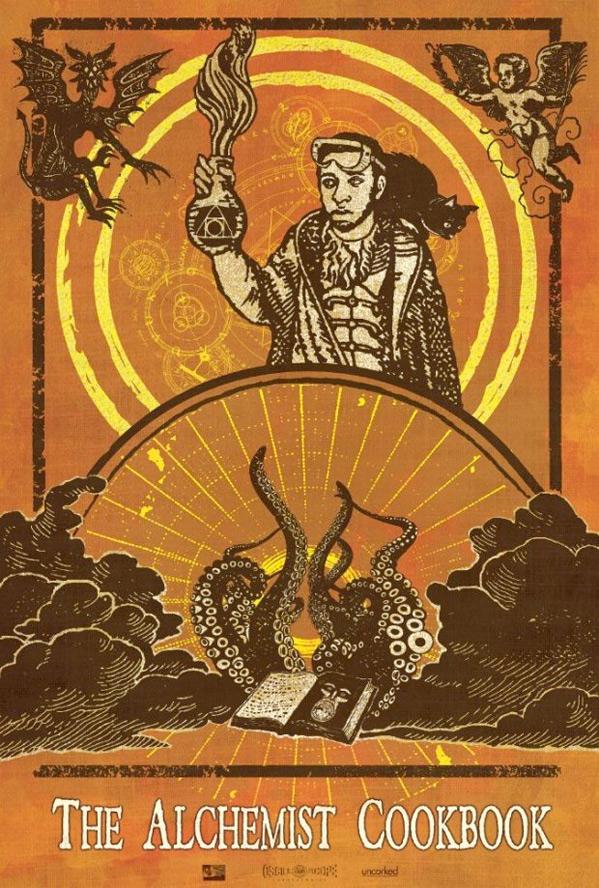 The Alchemist Cookbook Poster