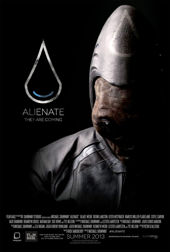 Alienate Movie Poster