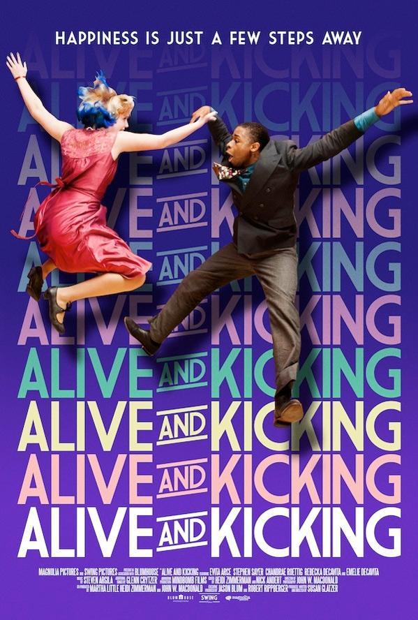 Alive & Kicking Doc Poster