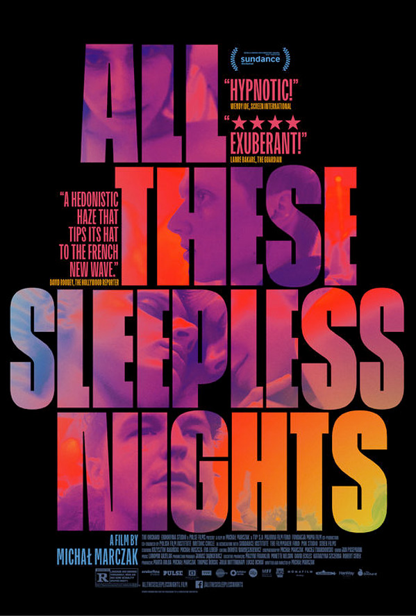 All These Sleepless Nights Poster