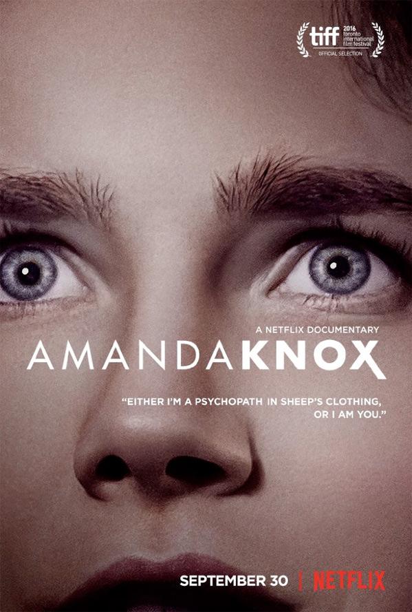 Amanda Knox Doc Poster