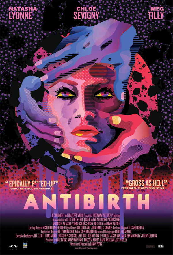 Antibirth Poster