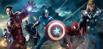 The Avengers & Spider-Man