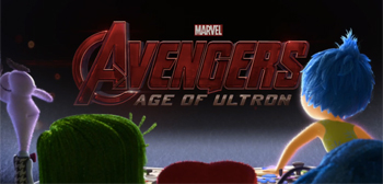 Inside Out / The Avengers: Age of Ultron