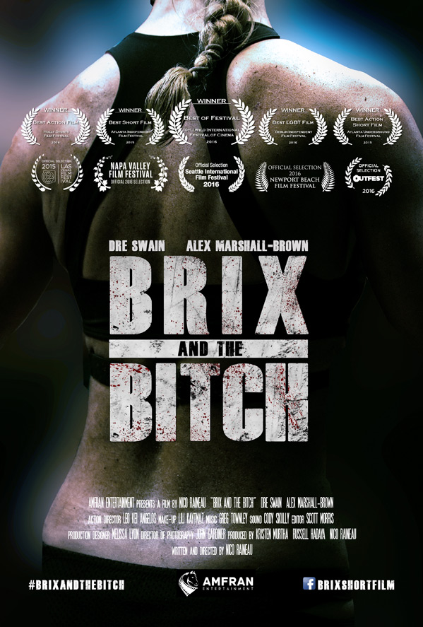 Brix and the Bitch Poster
