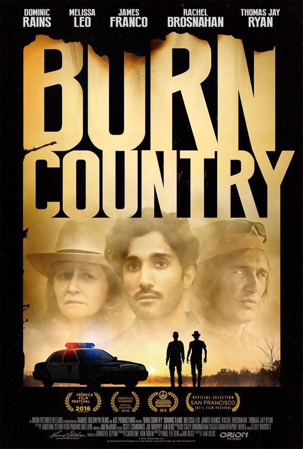 Burn Country Poster