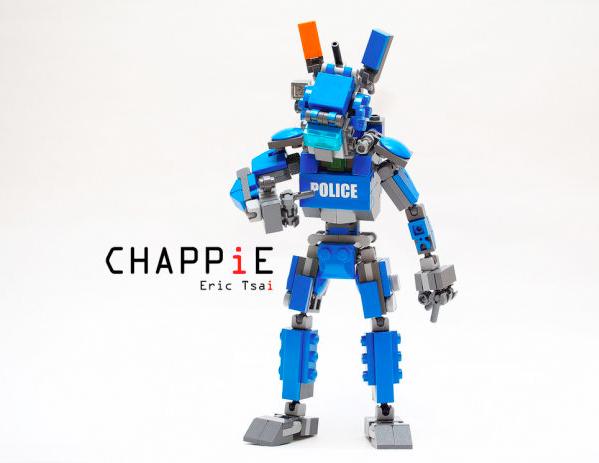 Chappie LEGO