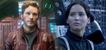 Chris Pratt / Jennifer Lawrence