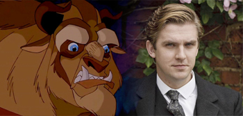 Beauty and the Beast / Dan Stevens