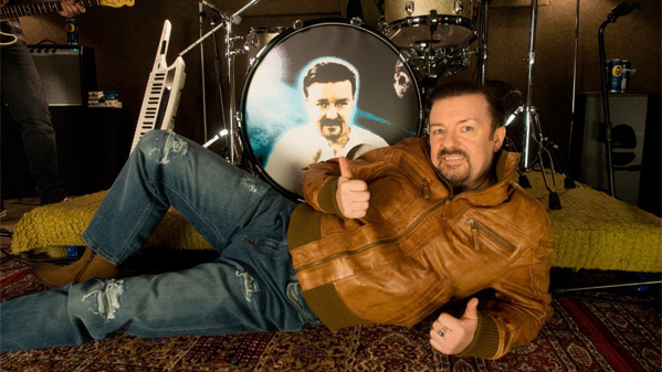 David Brent: Life of the Road